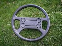 VW Golf MK2 GTI steering wheel