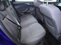 FORD FOCUS 1.6 125 Titanium Navigator 5dr Powershift Auto (blue) 2014