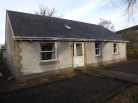 Bright modern unfurnished 3-bedroom detached bungalow & garages to rent in Camelon, Falkirk, FK1 4BW