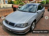 2002 VAUXHALL OMEGA 2.2I 16V CD PETROL FSH & MOT FOR SALE