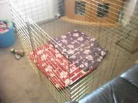 Large Quality Dog/Puppy Octopen enclosure