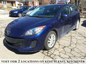 2012 Mazda MAZDA3 GS-SKY | *HATCHBACK* | NO ACCIDENTS