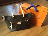 Genuine Louis Vuitton IENA tote bag (with receipt)
