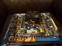 amd cpu/motherboard/ram bundle for sale