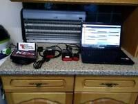 Samsung car n truck diagnostic laptop n kess v2 master tuning remapping tool