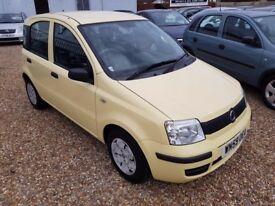 Fiat Panda 1.1 Eco Active ECO Hatchback, 1 OWNER FROM NEW. LONG MOT. HPI CLEAR. P/X WELCOME