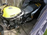 Yamaha XJR 1200 Rare Customised Kenny Roberts Colours