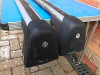 Vauxhall Zafira roof bars