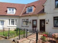 Terraced 2 Bedroom House located in Gilfoot Newmilns - Available Now