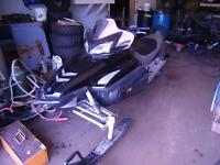 PARTING OUT YAMAHA SLEDS