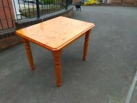 Gorgeous Pine Dining Table