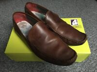 Ted Baker Brown Leather Shoes - UK 12