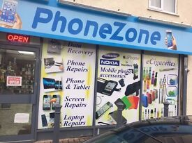 PHONEZONE IPHONE REPAIR SPECIALIST AND ALL MOBILE UNLOCKING LOW PRICES GREAT SERVICE