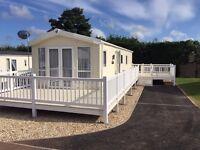 Brand new static caravan for hire on fantastic family park has full entertainment programme for kids