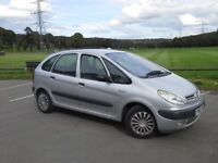 Citroen Picasso 1.6 SX ★★PART EXCHANGE TO CLEAR ★ ★ BARGAIN ★ ★ NO OFFERS ★ ★ NEW CLUTCH★★
