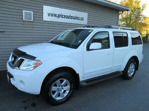 2012 Nissan Pathfinder HEATED SEATS-REMOTE START-BACK-UP CAM!!!