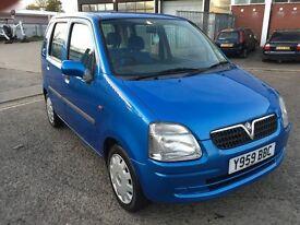 Vauxhall Agila 1.2 Bargain,Quick sale! Not Wagon r