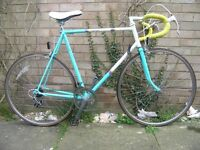 Vintage Raleigh Road/Race Bike Size 23 in Excellent Condition