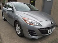 Mazda 3 1.6 TS - ONLY 50376 MILES, MOT 29/03/18, SERVICED, 3 MONTHS WARRANTY & 12 MONTHS AA COVER