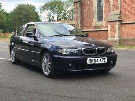 BMW 320Ci 12 Months MOT & Clean Example 93,000 LOW MILES