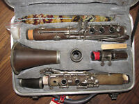 Clarinet OCL262 Odyssey in hard case ideal for beginners to professional use
