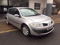 2007 Renault Megane Automatic 1.6 Facelift 5 Door Hatchback 24,000 Genuine Miles 12 Months Mot