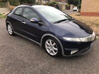 2008 Honda Civic 2.2 i-CTDi EX 5dr Manual @07445775115