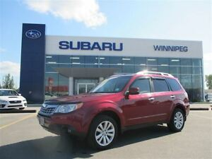 2012 Subaru Forester TOURING - Huge Sunroof