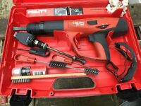 Hilti DX460 Powder Actuated Tool