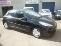 Peugeot 207 S,1360 cc 5 dr hatchback,nice clean tidy car,runs and drives very well,only 42,000 miles