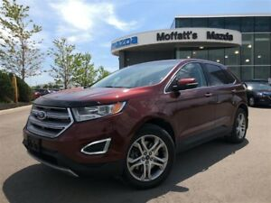 2016 Ford Edge Titaniu AWD TITANIUM AWD 3.5L V6 FULLY LOADED!!