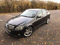 Mercedes-Benz C Class 3.0 C280 Sport 7G-Tronic 4dr Auto