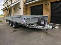 Trailer wanted Ifor Williams or similar