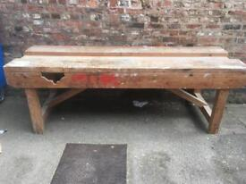 Pine heavy Duty Work Bench