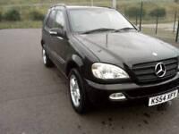 4x4 2005 Mercedes ml270 cdi (long MOT + service) may swap bmw, audi