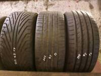 225x45x17 tyres suit track or drift etc