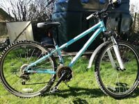 Dawes Paris - Great bike for 9-13 years. Bought new, not used very much. Off road. Serviced.