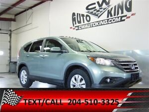 2012 Honda CR-V EX-L / Leather / Sunroof / Rear Camera / All Whe