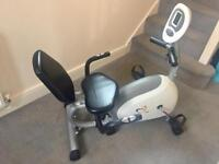 V-Fit G-Rc Recumbent Magnetic Cycle Exercise Bike