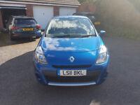 Renault Clio 1.2 16V Petrol Dynamique 5dr (Tom Tom) 2011