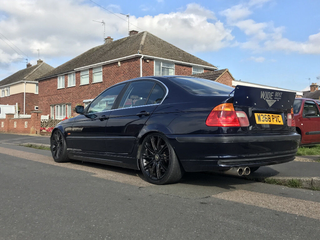 BMW 323I MANUAL DRIFT SALOON OFFERS SWAPS CAR
