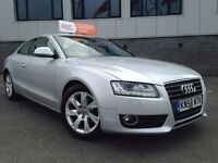 AUDI A5 1.8 TFSI SE COUPE ULTRA LOW MILEAGE AND FULL SERVICE HISTORY INC REG SUPERB THROUGHOUT