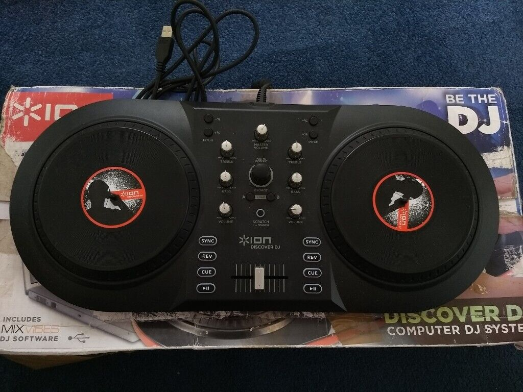 ION Discover DJ usb Turntable | in Northolt, London | Gumtree