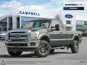 2015 Ford F-350 XLT 57,000 KMS-LOADED-XLT-4X4