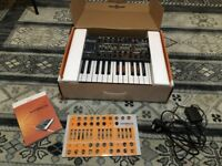 Arturia Mini Brute with all original packaging