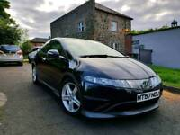 **2007 HONDA CIVIC TYPE S**2.2I-CDTI 6SPEED,F/S/H