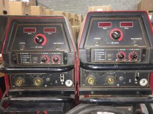 Used Lincoln Invertec V350-Pro Multi-Process Welding Machines