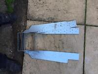 150mm joist hangers