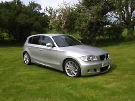 BMW 120D M SPORT 5 Door 1 lady owner from new