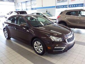 2015 Chevrolet Cruze inspecté** garantie**certifié**